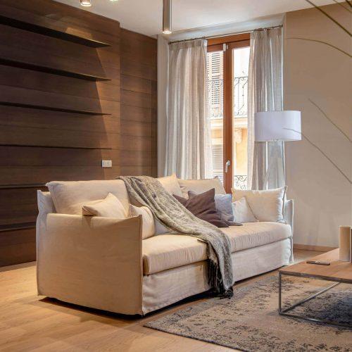 Proyecto de interiorismo en Sant Bartomeu